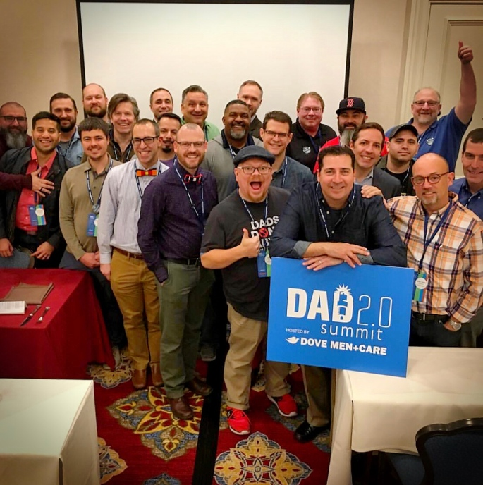 City Dads Group at Dad 2.0
